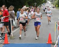 7926 Bill Burby 5k-10k race 2009