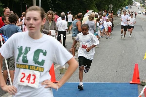7929 Bill Burby 5k-10k race 2009