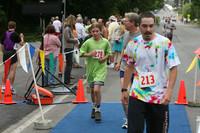 7940 Bill Burby 5k-10k race 2009