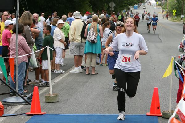 7953 Bill Burby 5k-10k race 2009