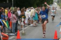 7956 Bill Burby 5k-10k race 2009