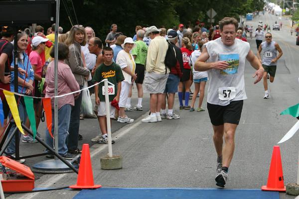 7958 Bill Burby 5k-10k race 2009