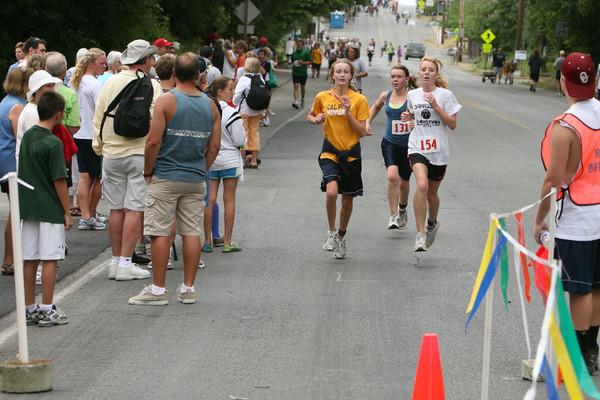 7967 Bill Burby 5k-10k race 2009