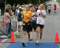 7970 Bill Burby 5k-10k race 2009