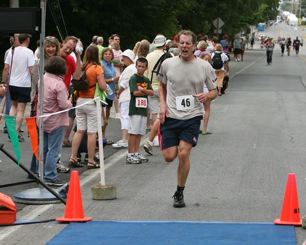 7973 Bill Burby 5k-10k race 2009