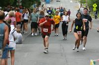 7974 Bill Burby 5k-10k race 2009