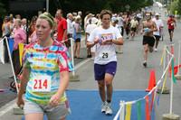 7985 Bill Burby 5k-10k race 2009