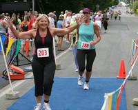 7995 Bill Burby 5k-10k race 2009
