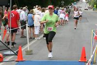 8000 Bill Burby 5k-10k race 2009