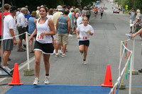 8001 Bill Burby 5k-10k race 2009