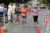 8002 Bill Burby 5k-10k race 2009