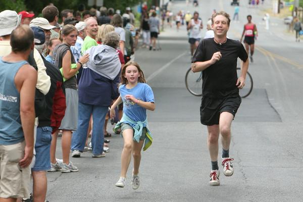 8009 Bill Burby 5k-10k race 2009