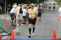 8015 Bill Burby 5k-10k race 2009
