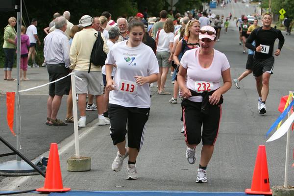 8016 Bill Burby 5k-10k race 2009