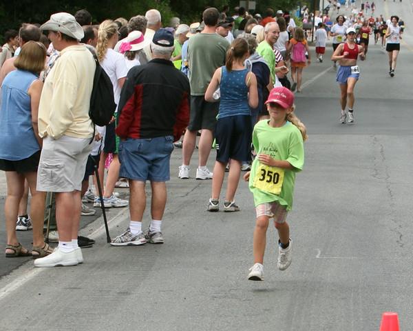 8022 Bill Burby 5k-10k race 2009