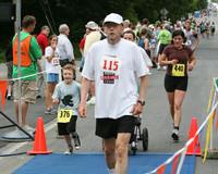 8029 Bill Burby 5k-10k race 2009