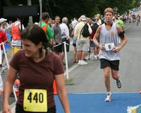 8030 Bill Burby 5k-10k race 2009