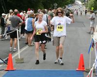 8033 Bill Burby 5k-10k race 2009