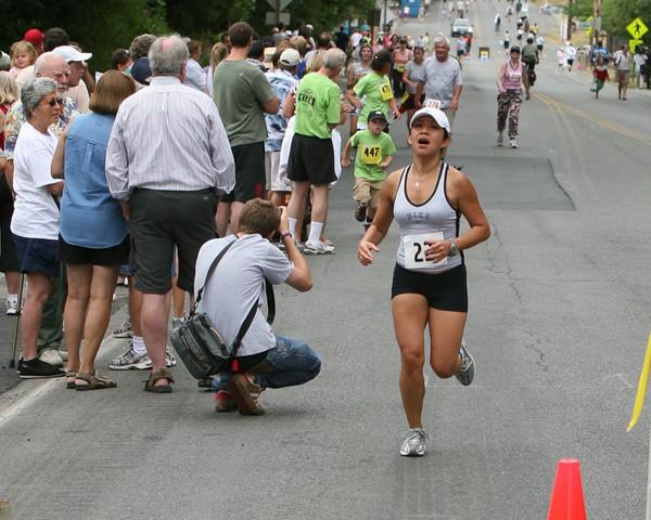 8034 Bill Burby 5k-10k race 2009