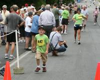 8036 Bill Burby 5k-10k race 2009