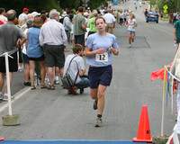 8040 Bill Burby 5k-10k race 2009