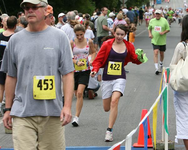 8044 Bill Burby 5k-10k race 2009