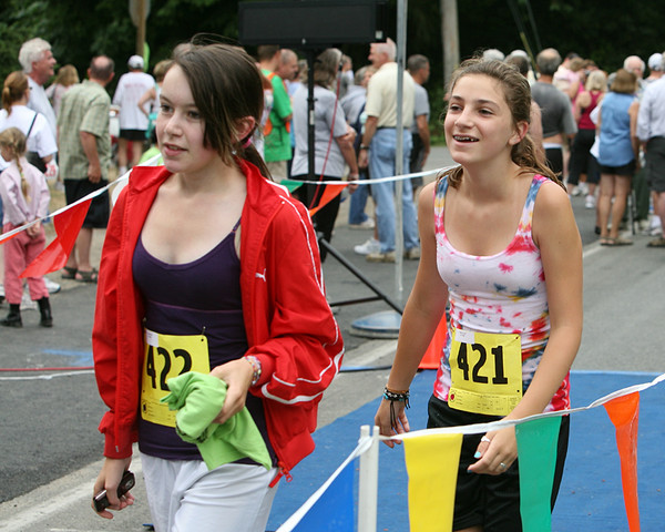 8047 Bill Burby 5k-10k race 2009