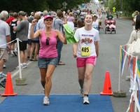 8055 Bill Burby 5k-10k race 2009