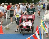 8057 Bill Burby 5k-10k race 2009