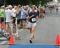 8064 Bill Burby 5k-10k race 2009