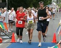 8069 Bill Burby 5k-10k race 2009