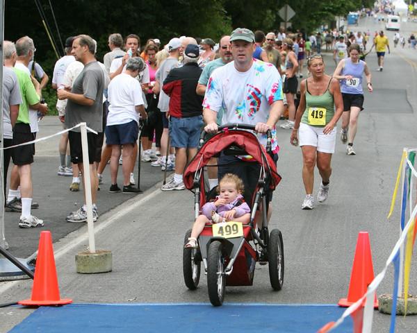 8085 Bill Burby 5k-10k race 2009