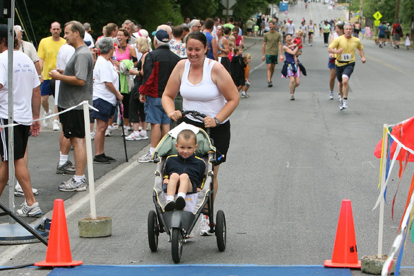 8087 Bill Burby 5k-10k race 2009