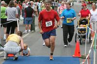 8099 Bill Burby 5k-10k race 2009
