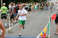 8106 Bill Burby 5k-10k race 2009