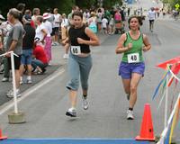 8108 Bill Burby 5k-10k race 2009