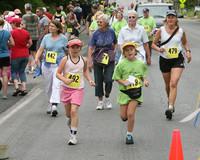 8116 Bill Burby 5k-10k race 2009