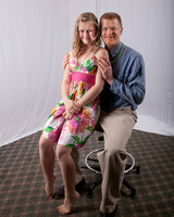2311 Father-Daughter Dance 2011 portraits