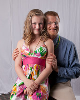 2312 Father-Daughter Dance 2011 portraits