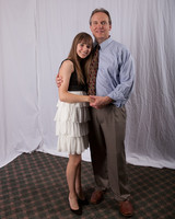 2317 Father-Daughter Dance 2011 portraits