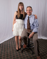 2319 Father-Daughter Dance 2011 portraits