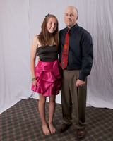 2325 Father-Daughter Dance 2011 portraits