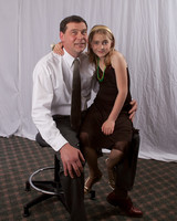 2508 Father-Daughter Dance 2011 portraits