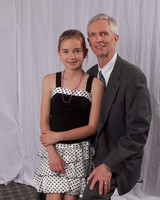 2567-a Father-Daughter Dance 2011 portraits