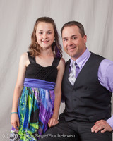 5717-a Father-Daughter Dance 2012 portraits