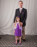 5743 Father-Daughter Dance 2012 portraits