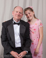 5827-a Father-Daughter Dance 2012 portraits