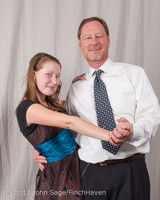 5950-a Father-Daughter Dance 2012 portraits
