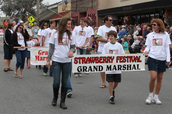 5691 Grand Parade Strawberry Festival 2010