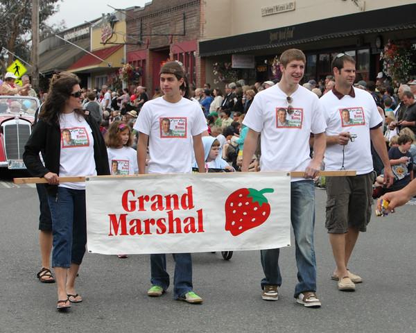 5695 Grand Parade Strawberry Festival 2010